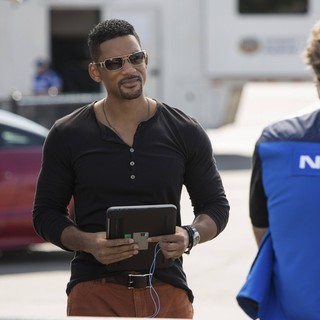 Will Smith stars as Nicky in Warner Bros. Pictures' Focus (2015)
