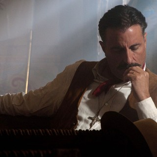 Andy Garcia stars as Enrique Gorostieta Velarde in ARC Entertainment's For Greater Glory (2012). Photo credit by Hana Matsumoto. - for-greater-glory09