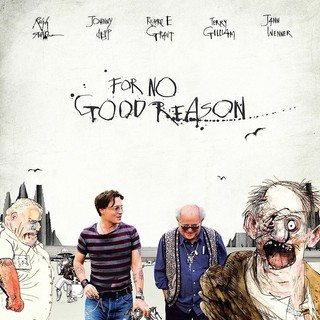 Poster of Sony Pictures Classics' For No Good Reason (2014)
