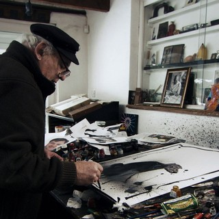 Ralph Steadman in Sony Pictures Classics' For No Good Reason (2014)