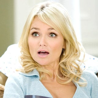 Kristin Chenoweth stars as Courtney in New Line Cinema's Four Christmases (2008)