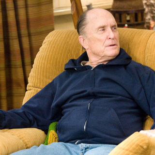 Robert Duvall stars as Howard in New Line Cinema's Four Christmases (2008)