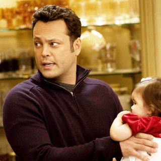 Vince Vaughn stars as Brad in New Line Cinema's Four Christmases (2008)