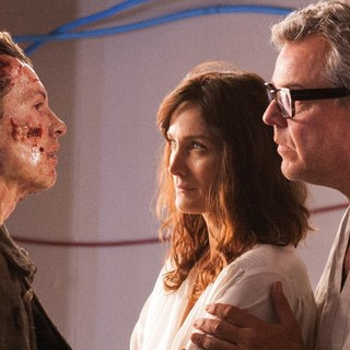 Xavier Samuel, Carrie-Anne Moss and Danny Huston in Alchemy's Frankenstein (2015) - frankenstein01