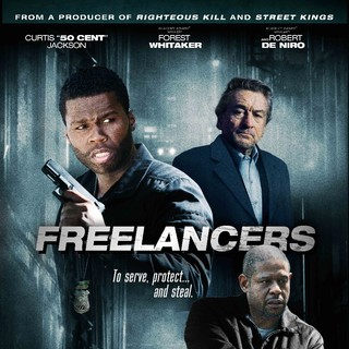 Poster of Lions Gate Films' Freelancers (2012)