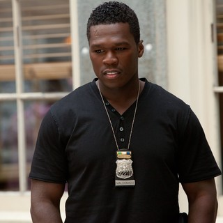 50 Cent stars as Malo in Lions Gate Films' Freelancers (2012)