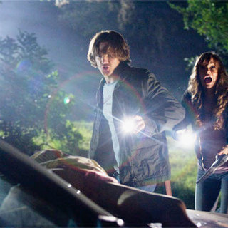 Jared Padalecki stars as Clay and Danielle Panabaker stars as Jenna in Paramount Pictures' Friday the 13th (2009) - friday_the13th19
