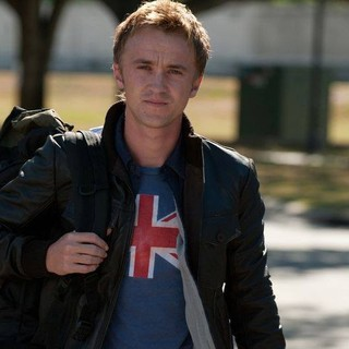 Tom Felton stars as Edward in Freestyle Releasing's From the Rough (2014)