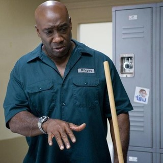 Michael Clarke Duncan stars as Roger in Freestyle Releasing's From the Rough (2014)