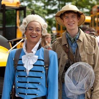 Osric Chau stars as Peng and Thomas Mann stars as Roosevelt in Paramount Pictures' Fun Size (2012)