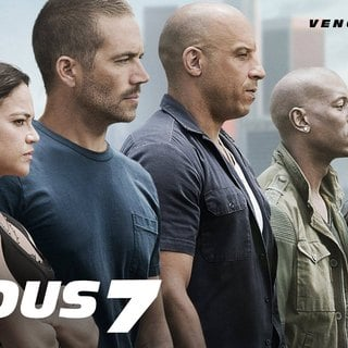 Poster of Universal Pictures' Furious 7 (2015) - furious-7-poster01