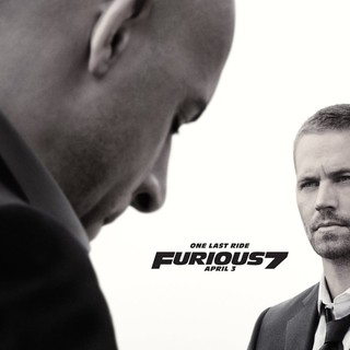 Poster of Universal Pictures' Furious 7 (2015) - furious-7-poster03