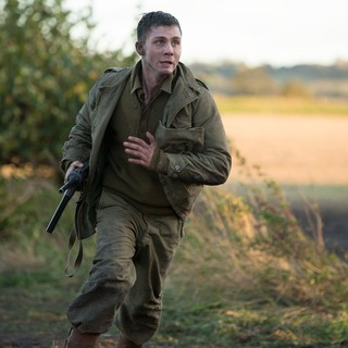 Logan Lerman stars as Norman Ellison in Columbia Pictures' Fury (2014) - fury-image08