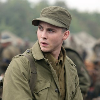 Logan Lerman stars as Norman Ellison in Columbia Pictures' Fury (2014) - fury-image09