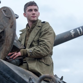 Logan Lerman stars as Norman Ellison in Columbia Pictures' Fury (2014) - fury-image10