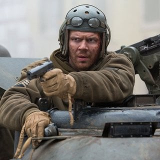 Fury - Jim Parrack stars as Sergeant Binkowski in Columbia Pictures' Fury (2014)