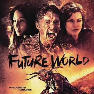 Poster of AMBI Group's Future World (2018)