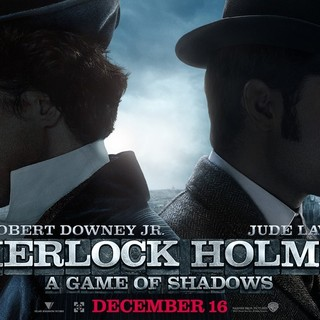 Sherlock Holmes: A Game of Shadows - Poster of Warner Bros. Pictures' Sherlock Holmes: A Game of Shadows (2011)