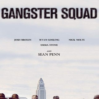 Poster of Warner Bros. Pictures' Gangster Squad (2013) - gangster-squad-poster02