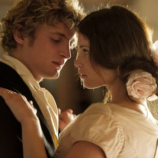 Niels Schneider stars as Herve and Gemma Arterton stars as Gemma Bovery in Music Box Films' Gemma Bovery (2015) - gemma-bovery-image02