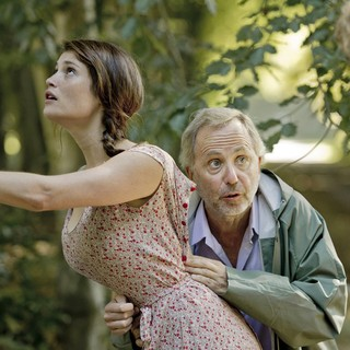 Gemma Arterton (stars as Gemma Bovery) and Fabrice Luchini in Music Box Films' Gemma Bovery (2015) - gemma-bovery07