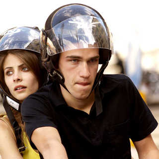 Summer in Genoa, A - Willa Holland stars as Kelly and Alessandro Giuggioli stars as Lorenzo in E1 Entertainment's Summer in Genoa, A (2009)
