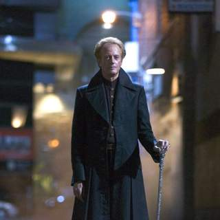 Ghost Rider - Peter Fonda as Mephistopheles in Columbia Pictures' Ghost Rider (2007)
