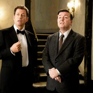Greg Kinnear stars as Frank Herlihy and Ricky Gervais stars as Bertram Pincus in Paramount Pictures' Ghost Town (2008) - ghost_town02