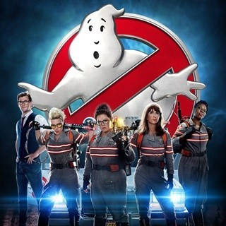 Poster of Columbia Pictures' Ghostbusters (2016)