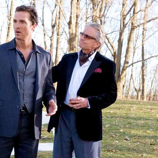 Matthew McConaughey stars as Connor and Michael Douglas stars as Uncle Wayne in New Line Cinema's Ghosts of Girlfriends Past (2009) - ghosts_of_girlfriends_past07
