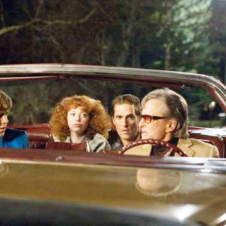 Devin Brochu, Emma Stone, Matthew McConaughey and Michael Douglas in New Line Cinema's Ghosts of Girlfriends Past (2009) - ghosts_of_girlfriends_past09
