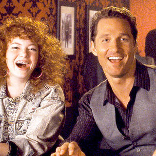 Emma Stone stars as Allison Vandermeersh and Matthew McConaughey stars as Connor in New Line Cinema's Ghosts of Girlfriends Past (2009) - ghosts_of_girlfriends_past25