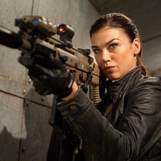 Adrianne Palicki stars as Lady Jaye in Paramount Pictures' G.I. Joe: Retaliation (2013)