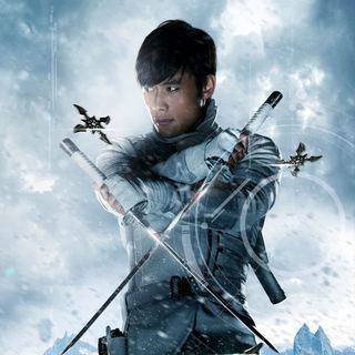 Lee Byung-hun stars as Storm Shadow in Paramount Pictures' G.I. Joe: Retaliation (2013)