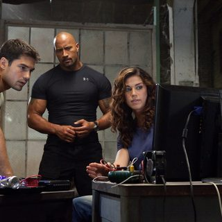 D.J. Cotrona, The Rock and Adrianne Palicki in Paramount Pictures' G.I. Joe: Retaliation (2013)
