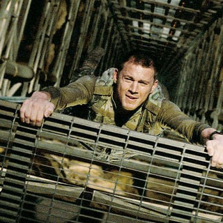 Channing Tatum stars as Duke in Paramount Pictures' G.I. Joe: Rise of Cobra (2009)