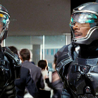 Channing Tatum stars as Duke and Marlon Wayans stars as Ripcord in Paramount Pictures' G.I. Joe: Rise of Cobra (2009)