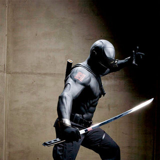 Ray Park stars as Snake Eyes Paramount Pictures' G.I. Joe: Rise of Cobra (2009) - gi_joe21