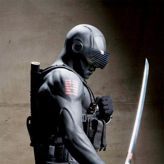 Ray Park stars as Snake Eyes Paramount Pictures' G.I. Joe: Rise of Cobra (2009) - gi_joe23