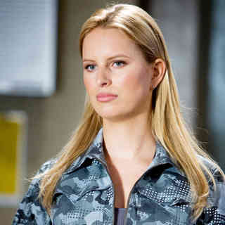 Karolina Kurkova stars as Courtney A. Kreiger / Cover girl in Paramount Pictures' G.I. Joe: Rise of Cobra (2009)