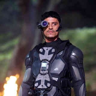 Said Taghmaoui stars as Breaker in Paramount Pictures' G.I. Joe: Rise of Cobra (2009)