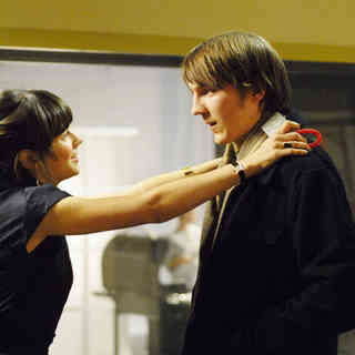 Zooey Deschanel stars as Harriet Lolly and Paul Dano stars as Brian Weathersby in First Independent Pictures' Gigantic (2009) - gigantic20