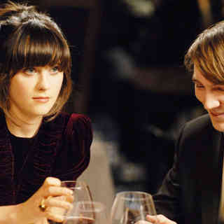 Zooey Deschanel stars as Harriet Lolly and Paul Dano stars as Brian Weathersby in First Independent Pictures' Gigantic (2009) - gigantic23