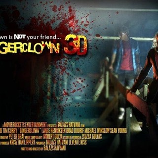 Poster of Movierockets Entertainment's Gingerclown (2012)