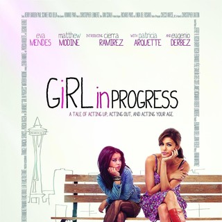 Poster of Pantelion Films' Girl in Progress (2012)