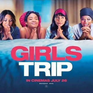 Poster of Universal Pictures' Girls Trip (2017) - girls-trip-poster02