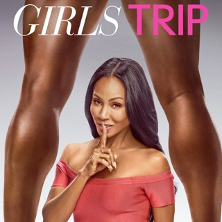 Poster of Universal Pictures' Girls Trip (2017)