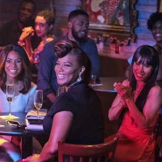 Regina Hall, Tiffany Haddish, Queen Latifah and Jada Pinkett Smith in Universal Pictures' Girls Trip (2017)