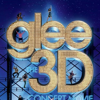 Glee: The 3D Concert Movie - Poster of The 20th Century Fox' Glee: The 3D Concert Movie (2011)
