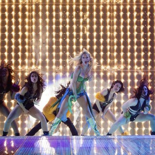 Glee: The 3D Concert Movie - Heather Morris stars as Brittany Pierce/Herself in The 20th Century Fox' Glee: The 3D Concert Movie (2011)